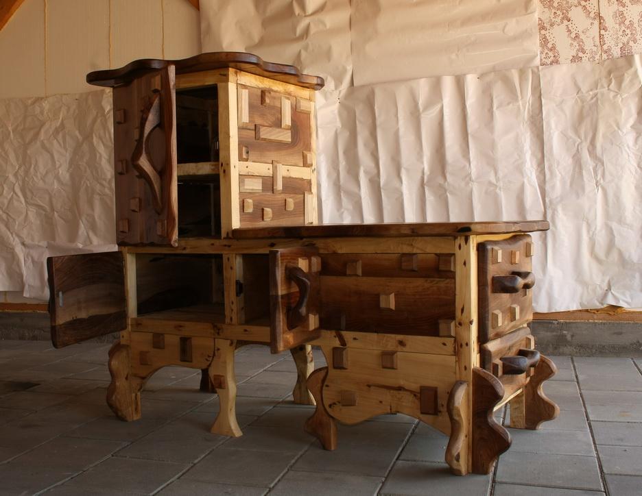 Komoda 05 | ručno izrađeni rustik i etno nameštaj
